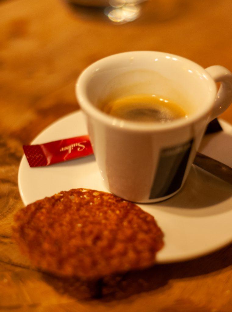 Koffie en likeuren