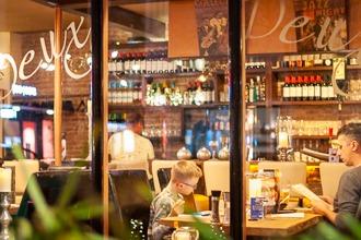 Bistro Deux diner a la carte menu